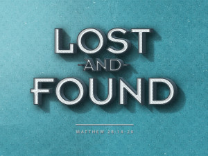 Lost and Found Pic