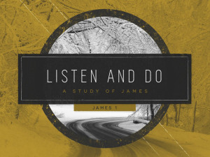 Sermon - Listen and Do